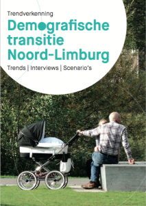 Ruimtevolk | demographic developments | cover| Trendsportal|